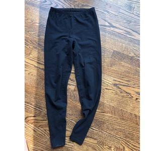 Vera Wang ▪️➰ black high rise leggings